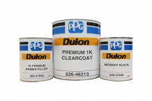 Dulon Acrylic Lacquer system   Protec - The Clear Choice